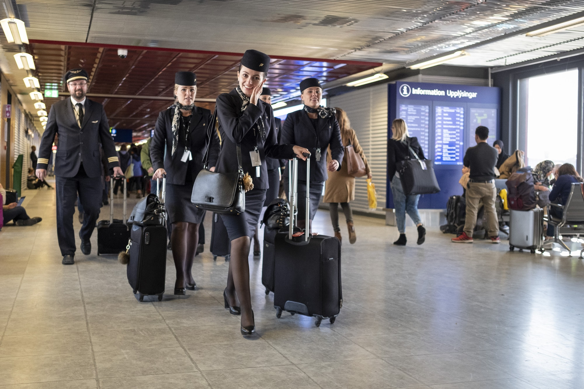 Cabin Crew Rejects Icelandair's Second Contract Offer