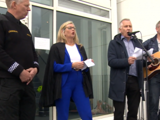 Iceland's Last Daily COVID Briefing Ended in Song