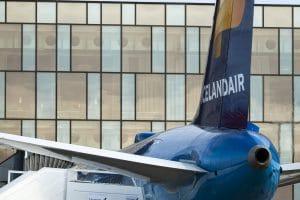 Keflavík airport Icelandair