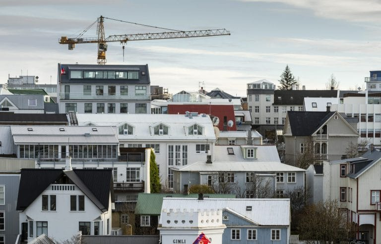 apartments downtown Reykjavík housing
