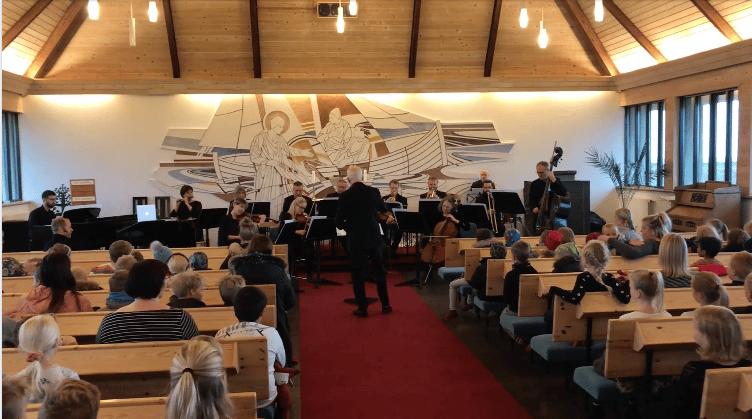 South Iceland Establishes Symphony Orchestra