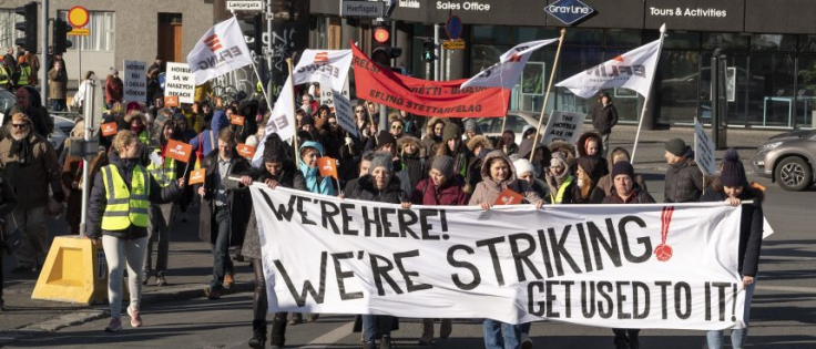 strike – Iceland Review