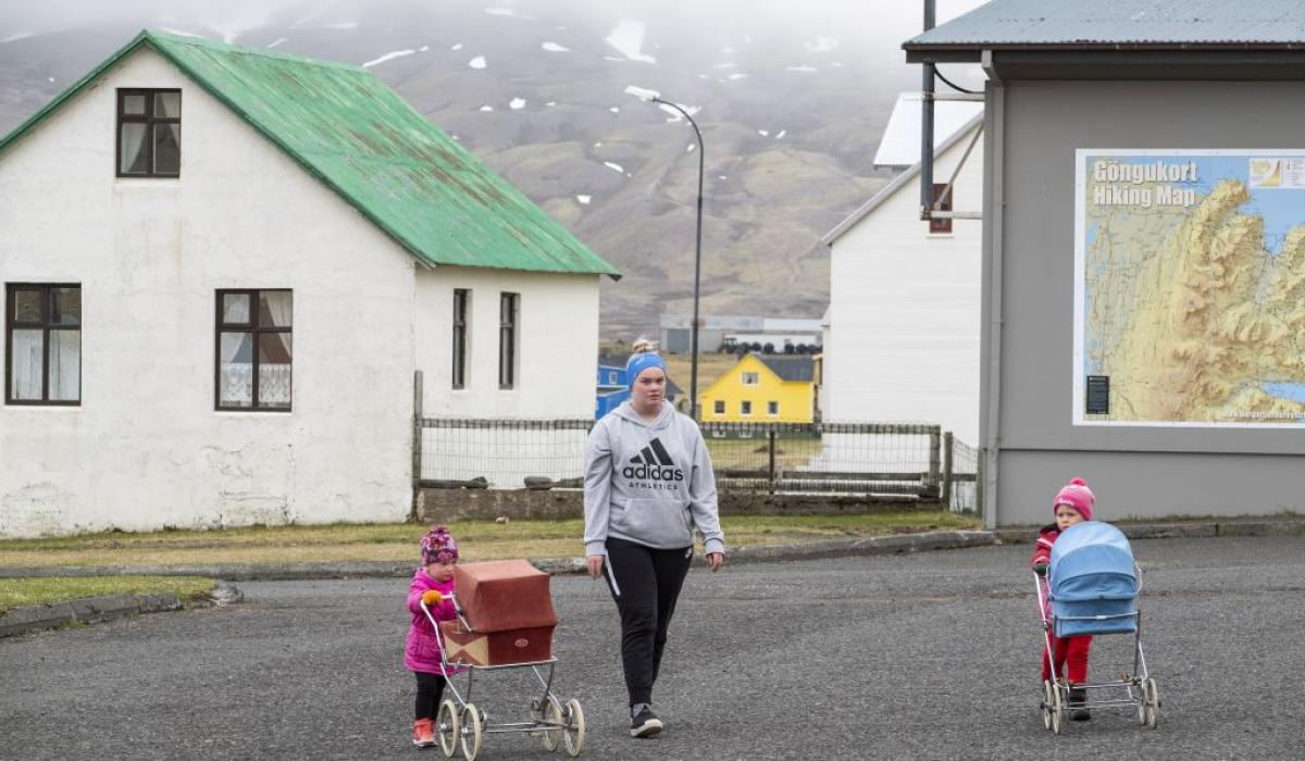 Borgarfjörður eystri - Austurland - brothættar byggðir