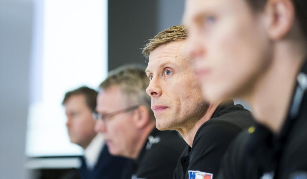 Men S National Handball Team Prepares For Euro 2020