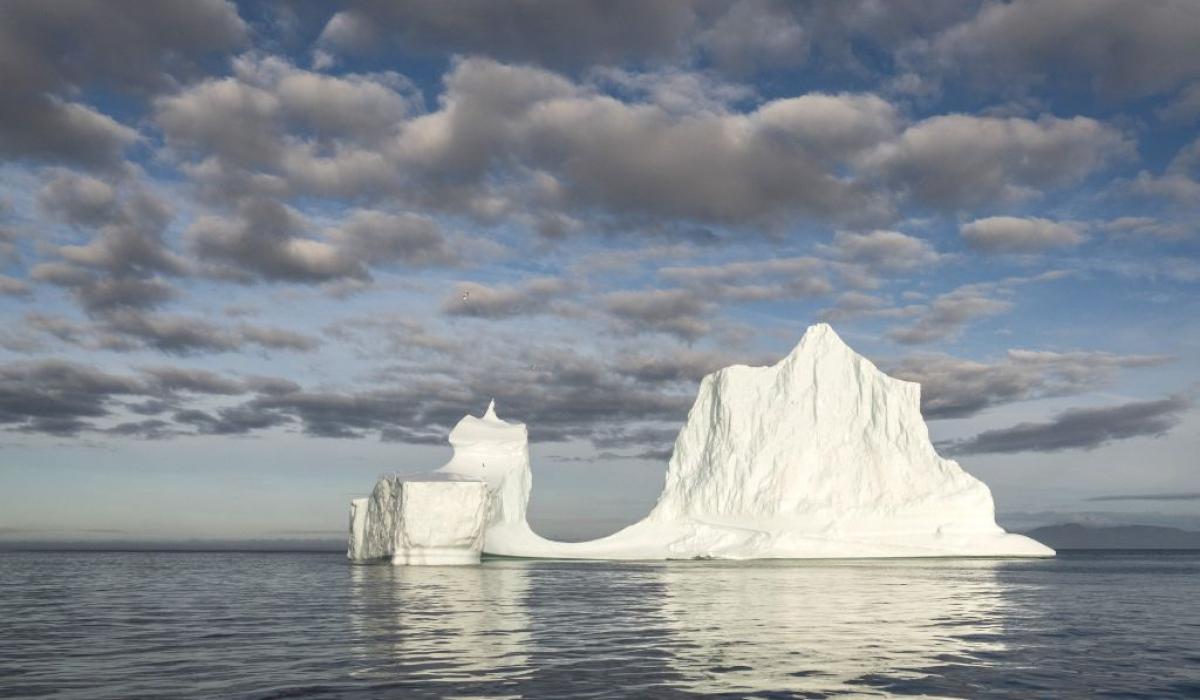 iceberg sea ice